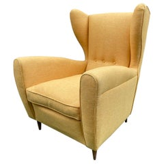 Armchair, Italy, 1950s-1960s, in the Taste of Paolo Buffa