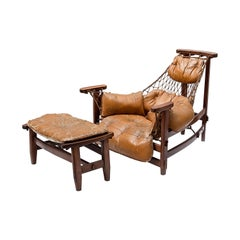 Armchair Jangada by Jean Gillon, Brazilian Design