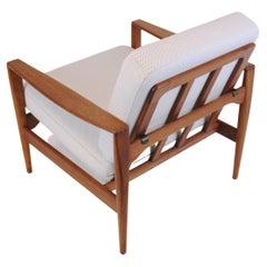 Armchair Lounge Chair by Arne Wahl Iversen Original Design, Denmark, 1960s