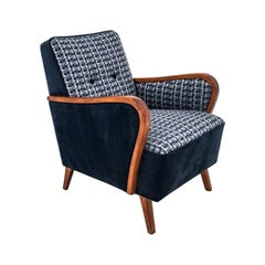 Armchair Mid-Century Modern Style, Poland, 1960s, after Renovation