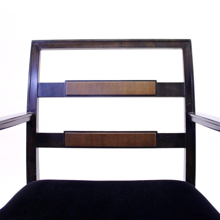 Armchair, Model Empire, Attributed to Axel Einar Hjorth, Nordiska Kompaniet For Sale 5