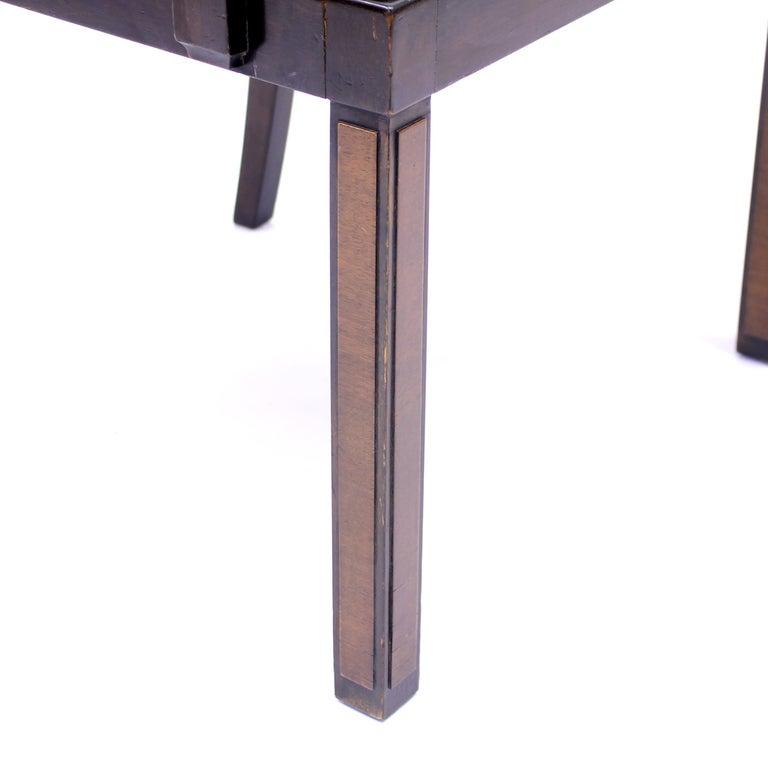 Armchair, Model Empire, Attributed to Axel Einar Hjorth, Nordiska Kompaniet For Sale 8