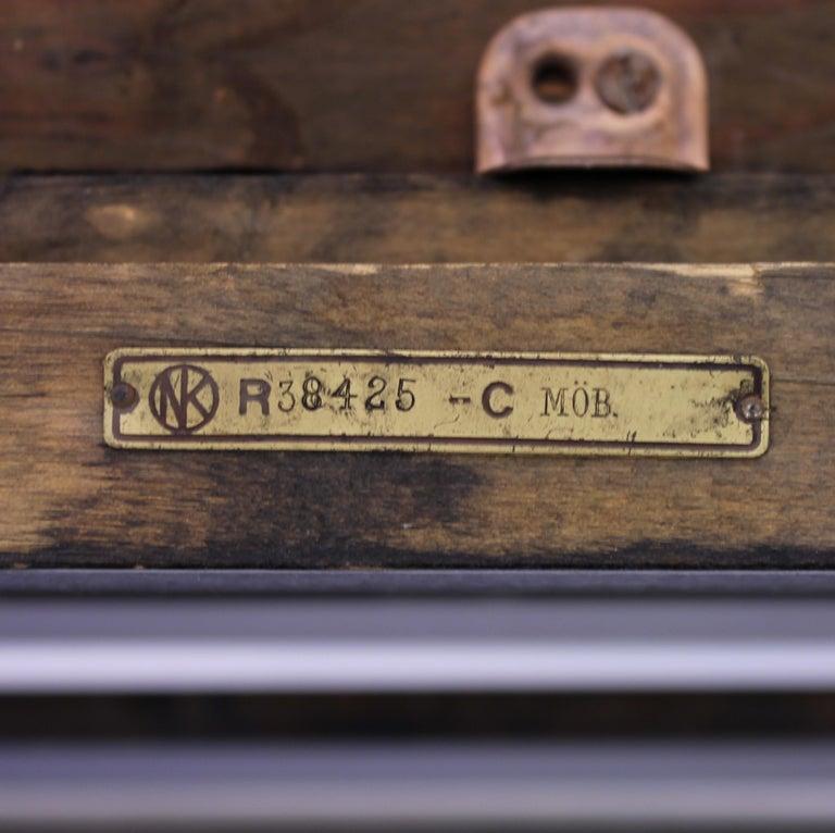 Armchair, Model Empire, Attributed to Axel Einar Hjorth, Nordiska Kompaniet For Sale 9