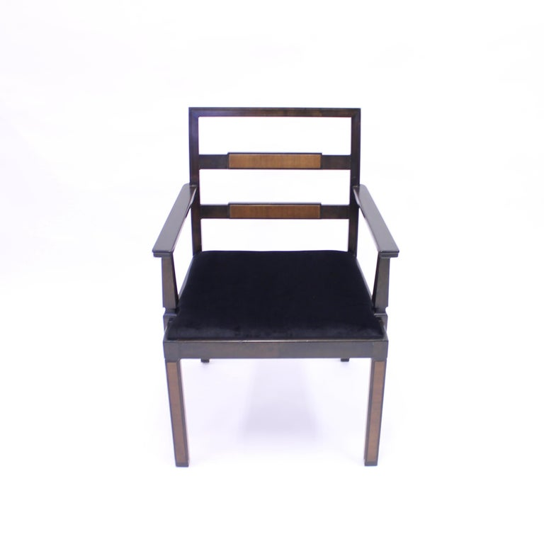 Armchair, Model Empire, Attributed to Axel Einar Hjorth, Nordiska Kompaniet For Sale 1