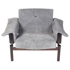 Armchair MP-13 by Percival Lafer, Brazilian Design