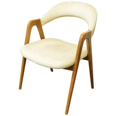Armchair or Desk Chair Produced by WK Möbel in the 1960s, Germany