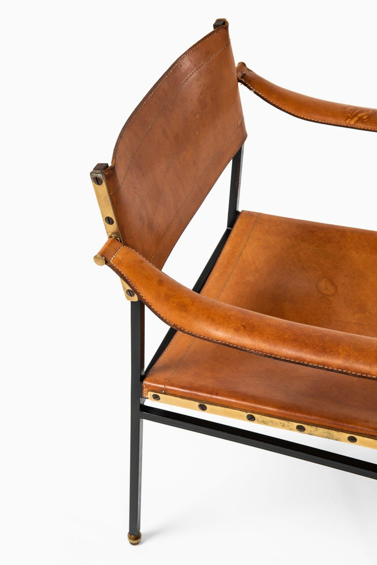 European Armchair Probably Produced in Italy For Sale