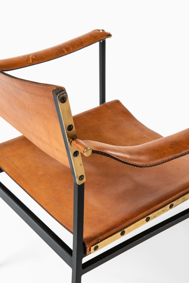 Mid-20th Century Armchair Probably Produced in Italy For Sale