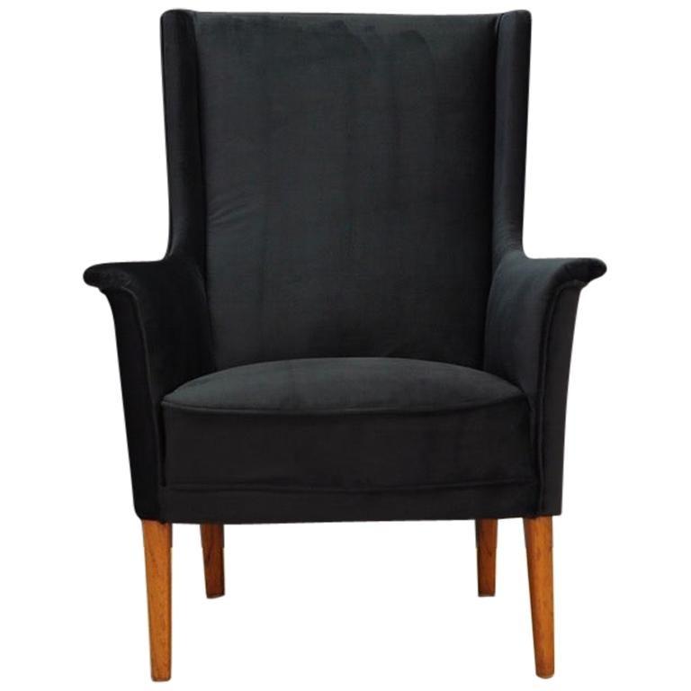 Armchair Retro 1960-1970 Scandinavian Design For Sale