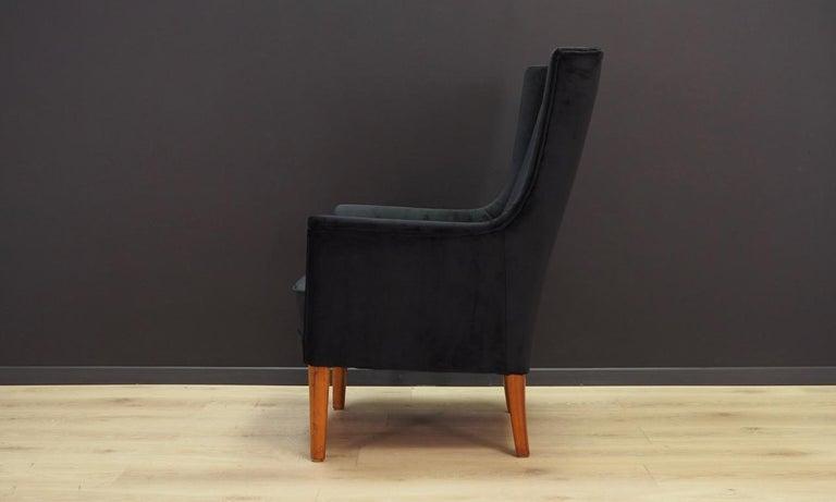 Armchair Retro 1960-1970 Scandinavian Design For Sale 5