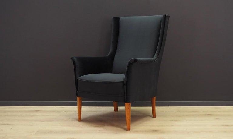 Scandinavian Modern Armchair Retro 1960-1970 Scandinavian Design For Sale