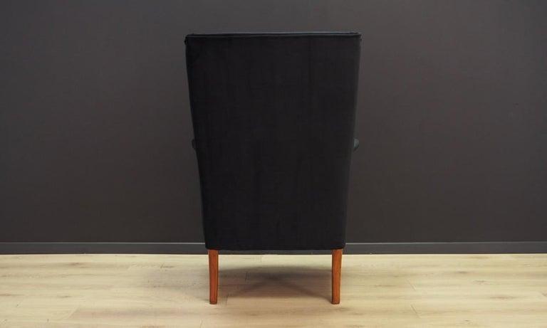 Armchair Retro 1960-1970 Scandinavian Design For Sale 1