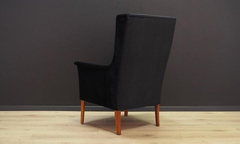 Armchair Retro 1960-1970 Scandinavian Design For Sale 3