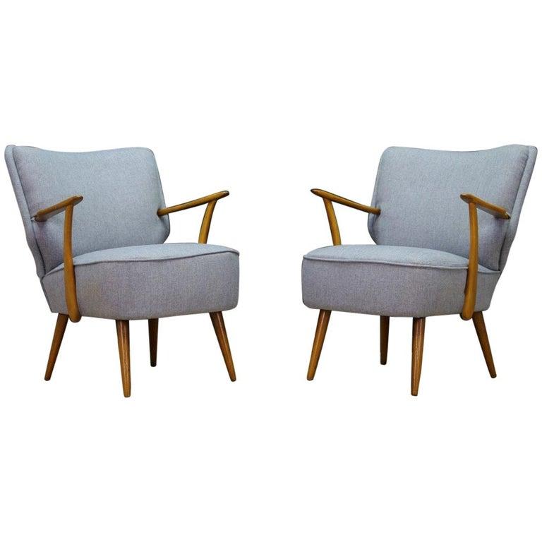 Klassische Retro Sessel Skandinavisches Design Bei 1stdibs