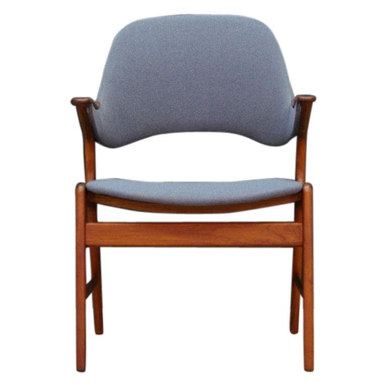 Vintage Retro Teakholz Sessel Im Dänischen Design Bei 1stdibs