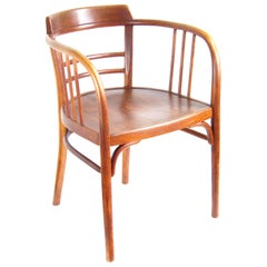 Armchair Thonet Nr.6093, circa 1918, Otto Wagner 'Two Available'