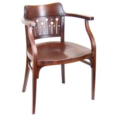 Armchair Thonet Nr.6142, Otto Wagner in 1905