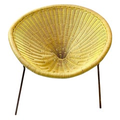"Armchair ""Tournesol"" by Roberto Mango"