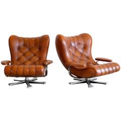 Armchairs by Guido Bonzanini
