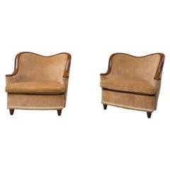Armchairs by Unknown Designer, circa 1930