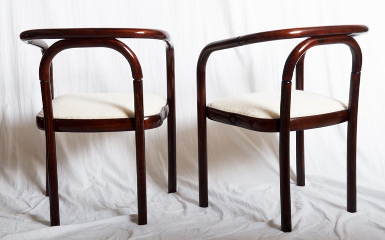 Armchairs in the Style of Poul Henningsen For Sale 2