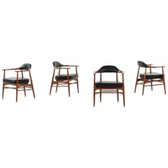 Armchairs Probably Produced in Denmark