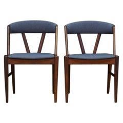 Armchairs Teak Retro Danish Design Vintage