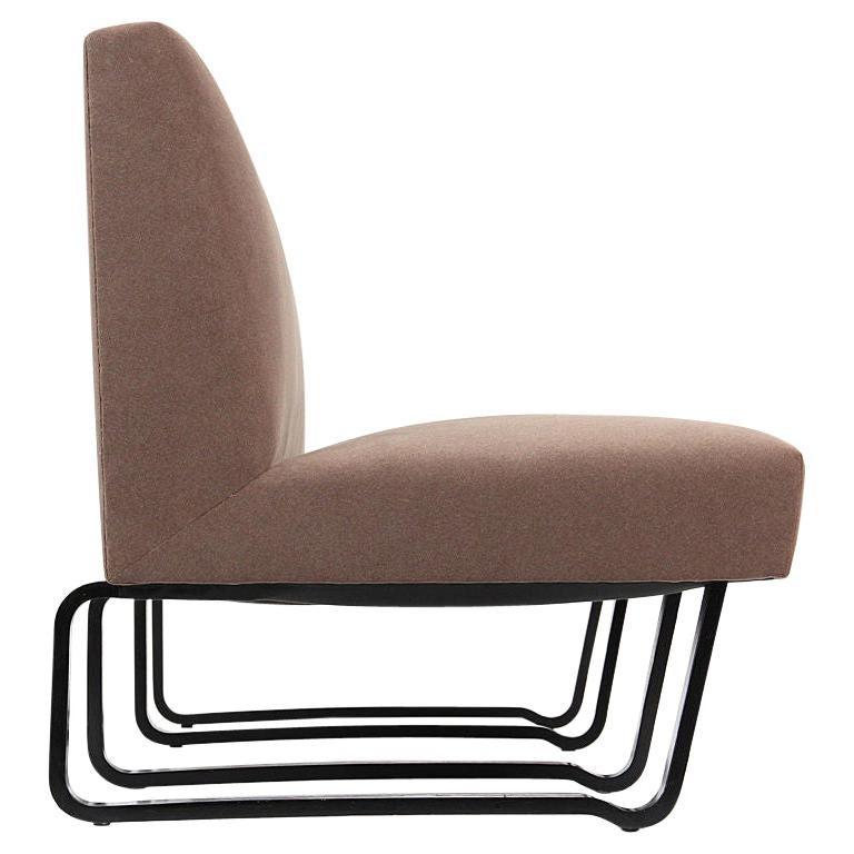 Armless Sofa by Edward Wormley For Sale