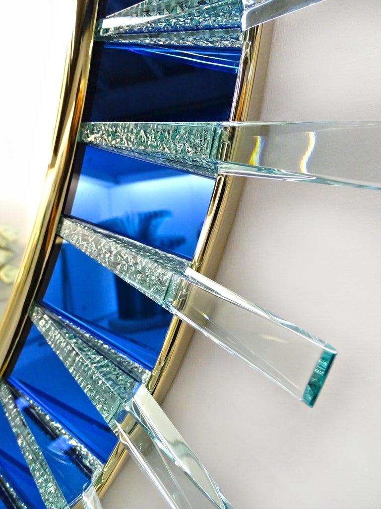 Italian ''Armonya'' Mirror For Sale