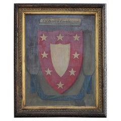 Armorial Coat of Arms, circa 1820