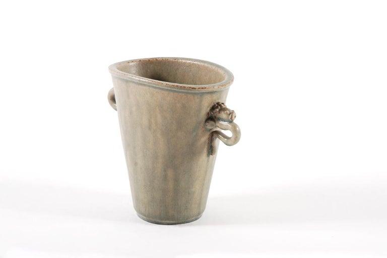 Danish Arne Bang, Ceramic No. 38 For Sale