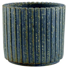 Arne Bang, Denmark, Bowl in Glazed Ceramics, 1940/50's