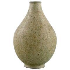 Arne Bang, Vase in Glazed Ceramics, 1940s-1950s