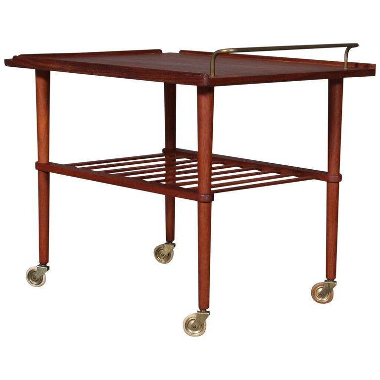 Arne Hovmand Olsen Bar Cart