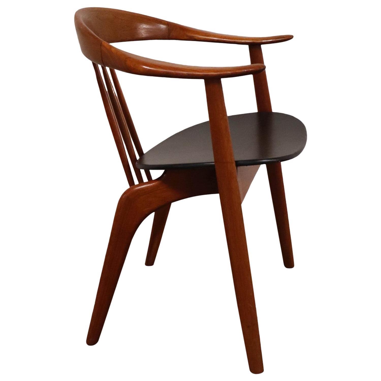 Arne Hovmand-Olsen, Chair Model 408, Mogens Kold Møbelfabrik