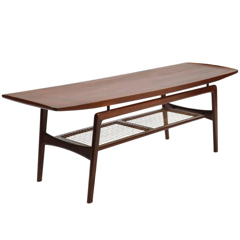 Arne Hovmand-Olsen Coffee Table For Sale