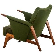 Arne Hovmand-Olsen Easy Chair Model 480 by Alf. Juul Rasmussen