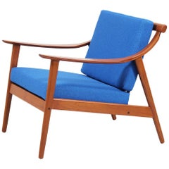 Arne Hovmand-Olsen Model MK-119 Lounge Chair for Mogens Kold