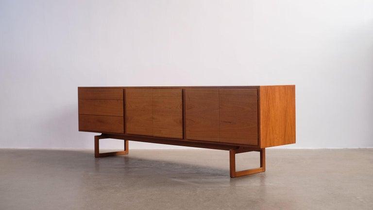 Scandinavian Modern Arne Hovmand Olsen Sideboard