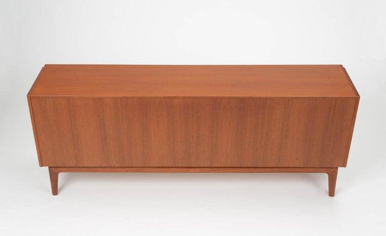 Arne Hovmand Olsen Teak Credenza For Sale 3
