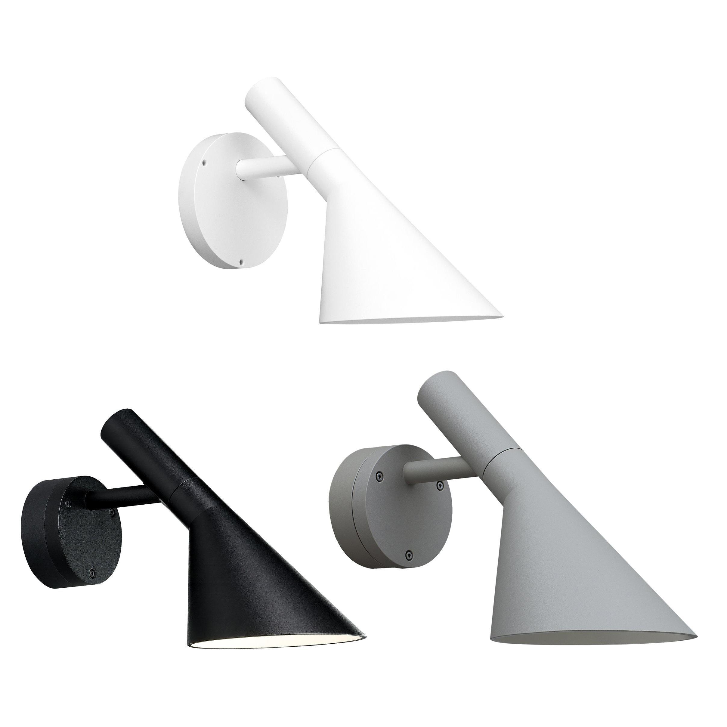 Arne Jacobsen AJ 50 Outdoor Wall Light for Louis Poulsen