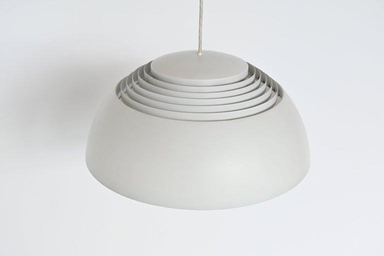 Mid-Century Modern Arne Jacobsen AJ Royal pendant lamp Louis Poulsen Denmark 195 For Sale