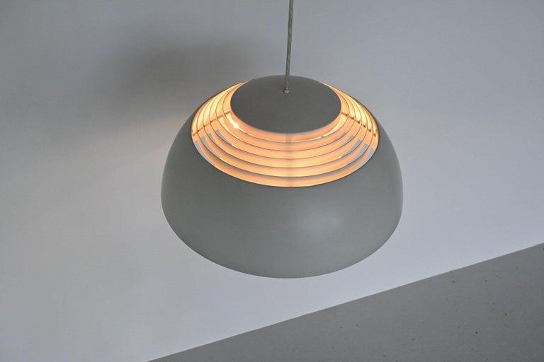 Metal Arne Jacobsen AJ Royal pendant lamp Louis Poulsen Denmark 195 For Sale
