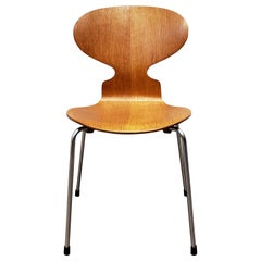 Arne Jacobsen Ant Chair for Fritz Hansen, Denmark, 1970s
