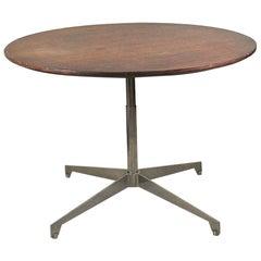 Arne Jacobsen Attributed Rheight Adjustable Table, 1960s