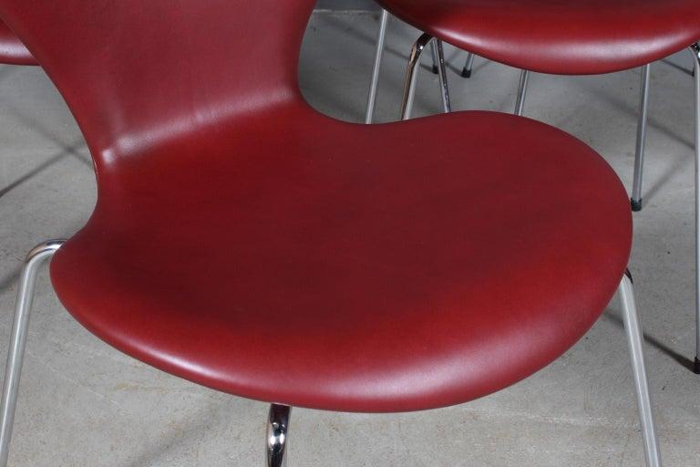 Danish Arne Jacobsen Dining Chair For Sale
