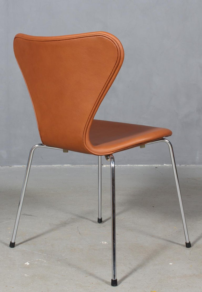 Arne Jacobsen Dining Chair In Excellent Condition For Sale In Esbjerg, DK