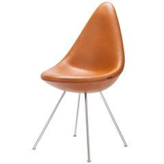 Arne Jacobsen Drop Chair by Fritz Hansen, Denmark