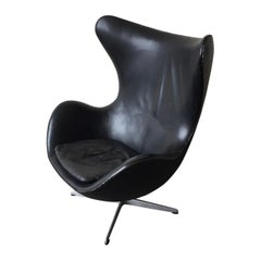 Arne Jacobsen Early Edition Egg Chair