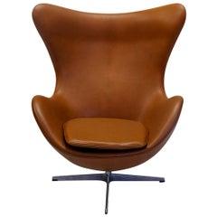 Arne Jacobsen Egg Chair by Fritz Hansen
